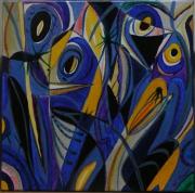 Bleu De Klein Peintre Galerie Creation