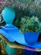 Bleu Majorelle En Pot De Peinture Galerie Creation